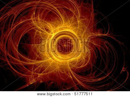 The Eye Of God - Solar Eclipse