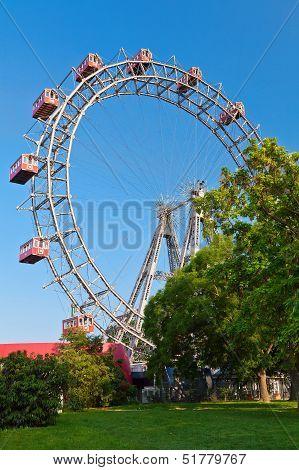 Ferris Wheel Prater