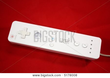 Motion Controlled Gaming Controller