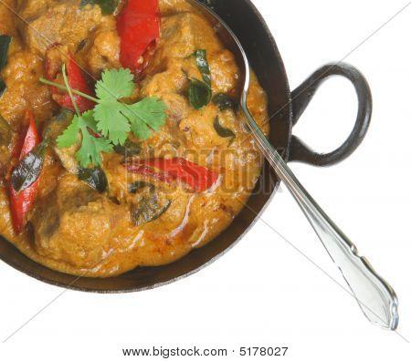 Indian Lamb Korma Curry
