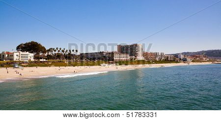Redondo Beach Landscape