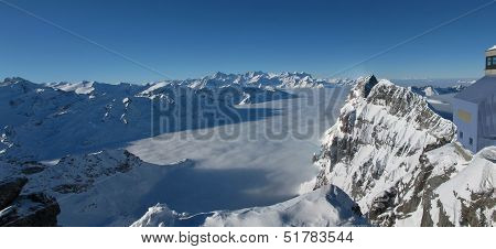 Mountains And Sea Of Fog