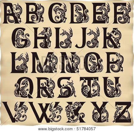 Ancient ABC