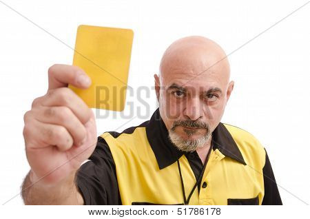 Yellow Card!