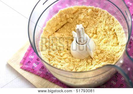 Making Shortcrust Pastry For Tart