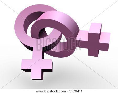 Mädchen und Mädchen
