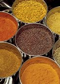 pic of garam masala  - indian spices  - JPG