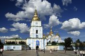 St. Michael's Golden-Dome Monastery in Kiev