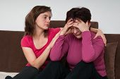 Depression - daughter regrets senior mother