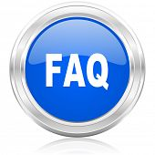 foto of faq  - faq icon - JPG