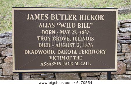 Wild Bill Marker