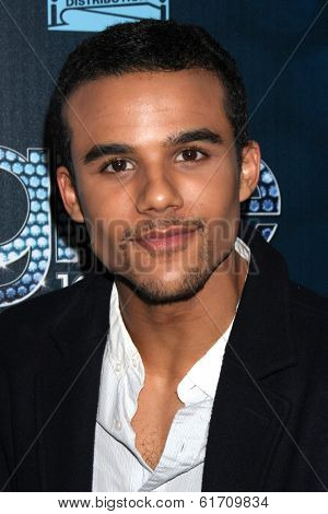 LOS ANGELES - MAR 18:  Jacob Artist at the GLEE 100th Episode Party at Chateau Marmont on March 18, 2014 in West Hollywood, CA
