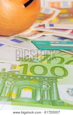 Cash And Money Box
