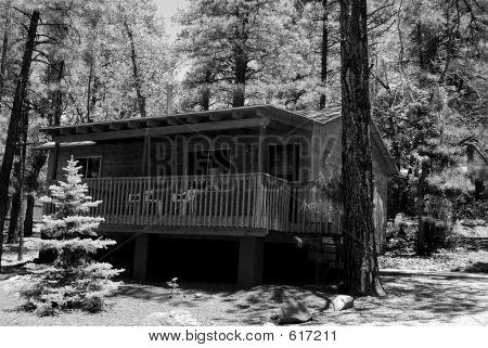 Cabana rústica 4