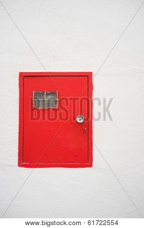 Electricity Meter Box Door