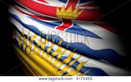 Flag of British Columbia (Canada)