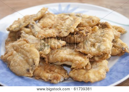 Flapjacks Of Anchovies