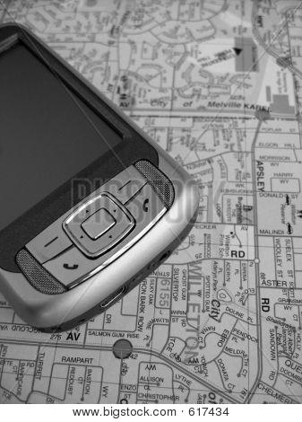 PDA Map