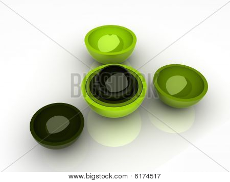 Sphere In Spheres