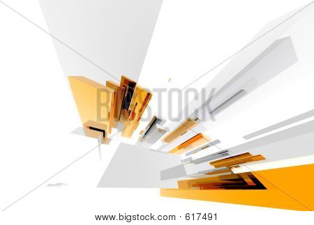 Abstract Elements Straight007