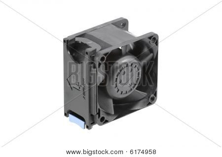 Black Cooling Fan
