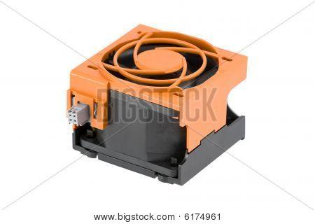 Single Cooling Fan