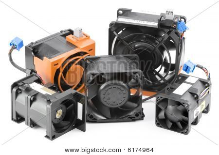 Various Cooling Fans