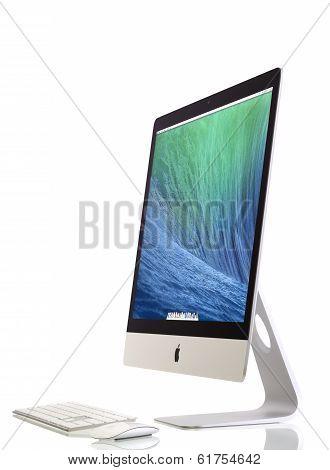 New iMac 27 inch