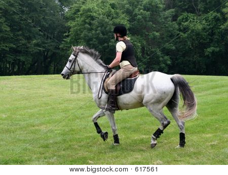 Girl Riding 012