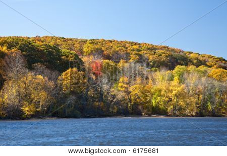 Fall Colors along the Connecticut River