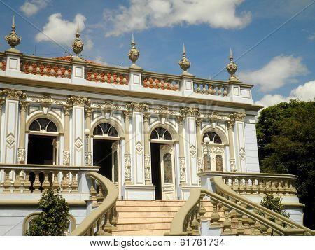 Curitiba Historical Building