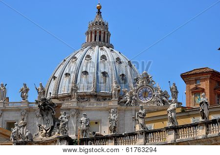St.Peters Basilica dome