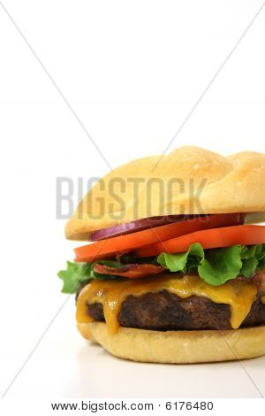 Greasy Cheeseburger