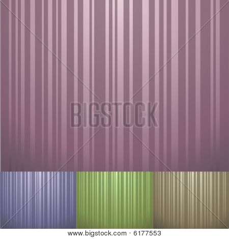 Stripy vector background
