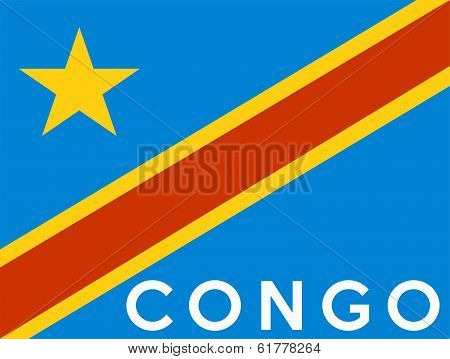 Flag Of Zaire