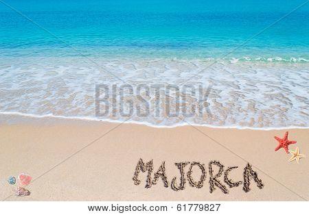 Majorca Writing