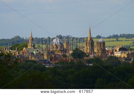 The City Of Oxford