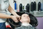 stock photo of beauty parlour  - Highlight - JPG