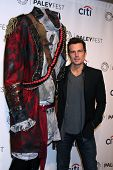 LOS ANGELES - MAR 19:  Headless Horseman, Len Wiseman at the PaleyFEST -