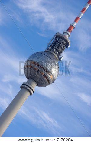 Fernsehturm (TV Tower) Berlin