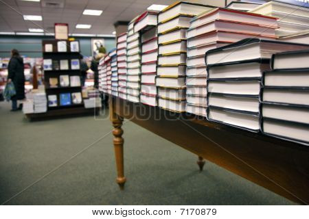 At The Bookstore