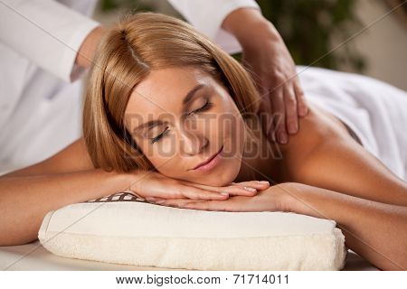 Pleasant Massage In Spa