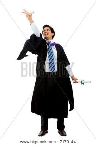 Male Graduate