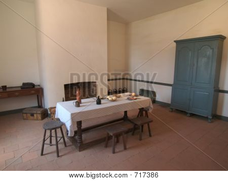 Mount Vernon Room Interior