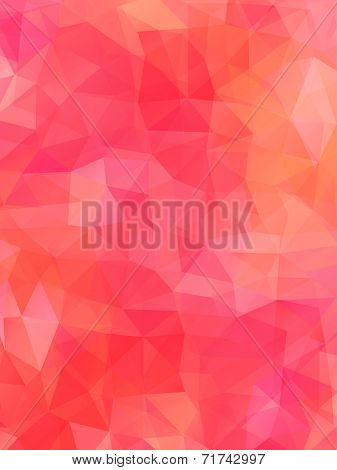 Abstract pink background for design.