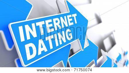 Internet Dating on Blue Arrow.