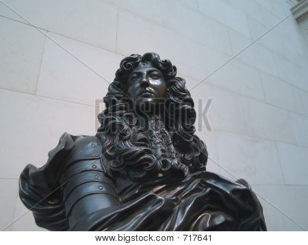 French Sculpture Man