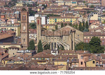 Cityscape, Bologna, Italy