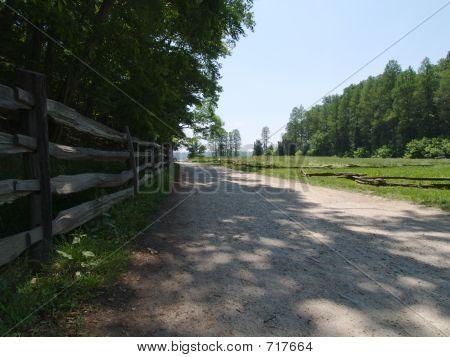 Country Road Virginia