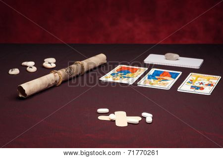 Clairvoyance Equipment With Pills